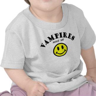 MMS: Vampiros Camisetas
