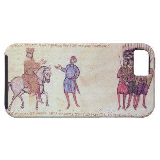MMS Vitr 26-7 The Byzantine Army Putting to Flight iPhone SE/5/5s Case
