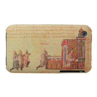 MMS Vitr 26-7 The Byzantine Emperor Romanus III Ar Case-Mate iPhone 3 Cases