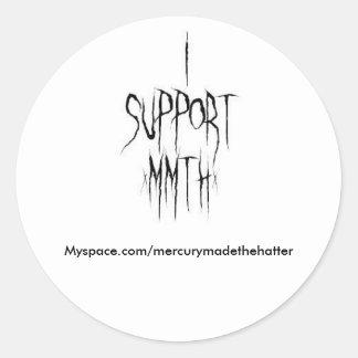 MMTH Support Sticker