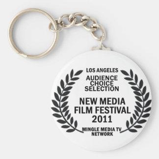 MMTVN Audience Choice Selection Keychain