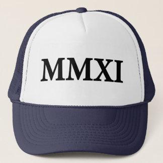 MMXI 2011 TRUCKER HAT