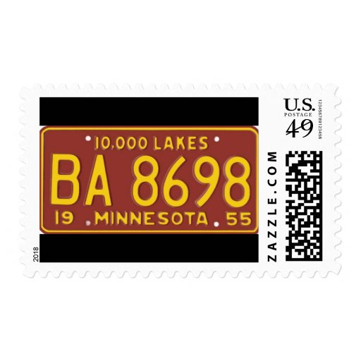 MN55 POSTAGE STAMP