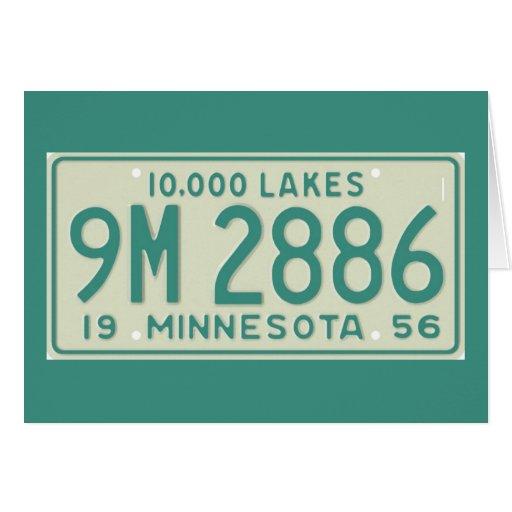 MN56 GREETING CARD