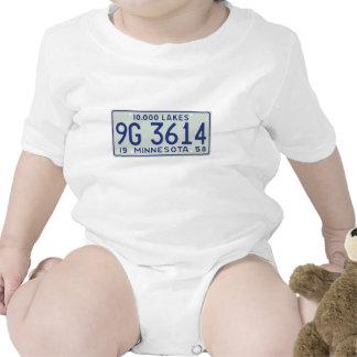 MN58 BABY BODYSUIT