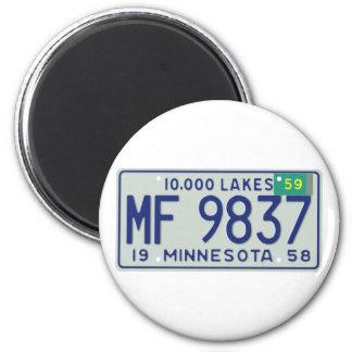 MN59 2 INCH ROUND MAGNET