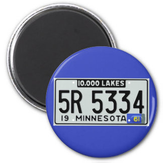 MN61 2 INCH ROUND MAGNET