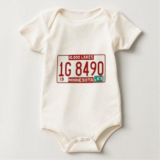 MN63 BABY BODYSUIT