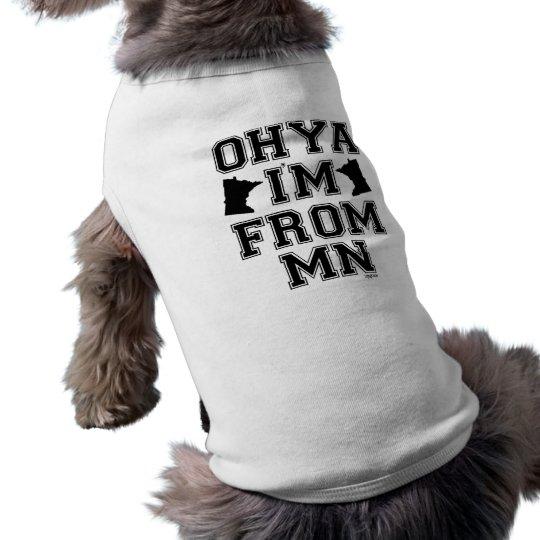 MN Accent Dog Shirt