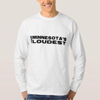 MN Loudest Get Loud Men's Long Sleeve T-Shirt