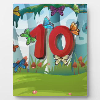 mn_number_10 plaque
