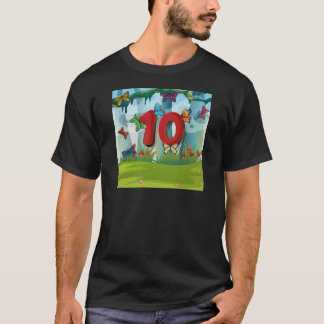mn_number_10 T-Shirt