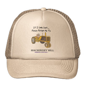 MN State Fair Machinery Hill #1 Hat