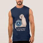 Mnemónica atmosférica camisetas sin mangas