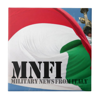MNFI Military News Fom Italy Tile