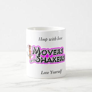 MNS_logoPNG, Hoop with love, Love Yourself Coffee Mug
