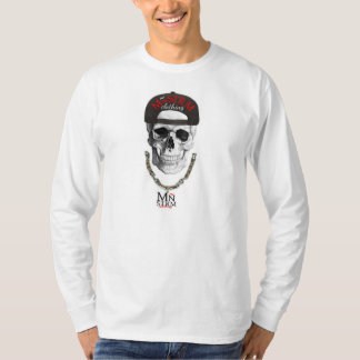 mnstrm skull chain T-Shirt