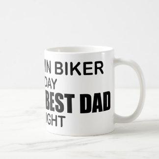 Mntn Biker - World's Best Dad Coffee Mug