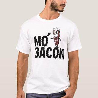 MO' BACON on wt T-Shirt