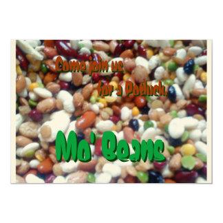 Mo' Beans Custom Announcement