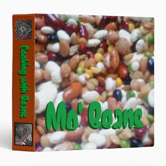Mo' Beans Vinyl Binders