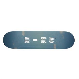 MO BIG+R AIR - Customized Skate Boards
