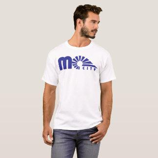 Mo City Missouri City T-Shirt-Blue T-Shirt