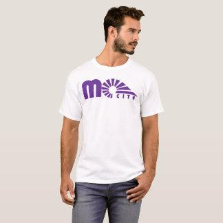 Mo City Missouri City T-Shirt-Purple T-Shirt