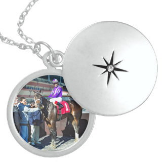 Mo D'Amour by Uncle Mo Locket Necklace