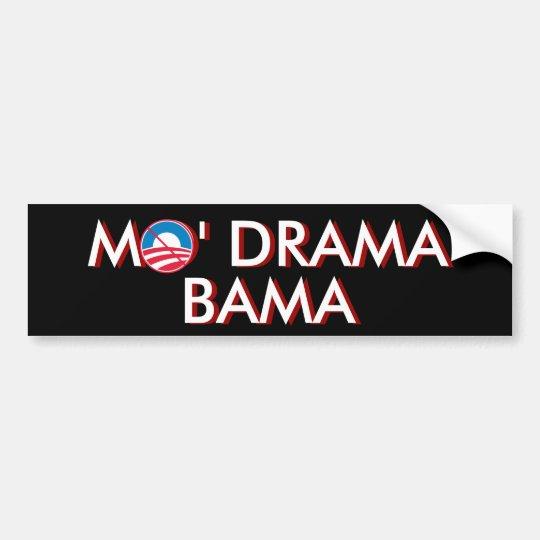 Mo' Drama Bama Bumper Sticker