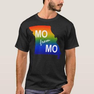 'MO from MO' black t-shirt