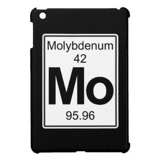 Mo - Molybdenum iPad Mini Covers