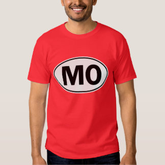 MO Oval Identity Sign Shirt