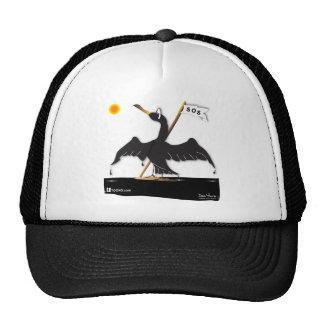Mo the Cormorant Hats