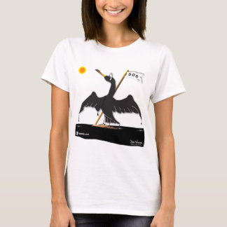 Mo the Cormorant T-Shirt
