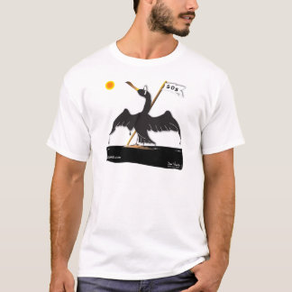 Mo the Cormorant T-Shirt