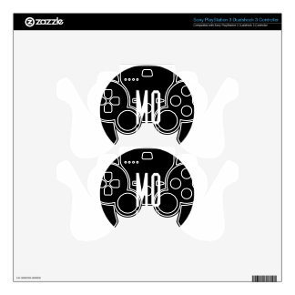 Mo Wifey Points Gear PS3 Controller Decal