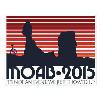 Moab 2015 postales - rojo