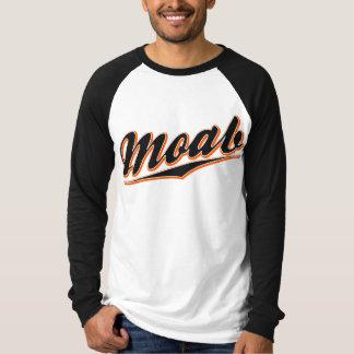 Moab Baseball Script T-Shirt
