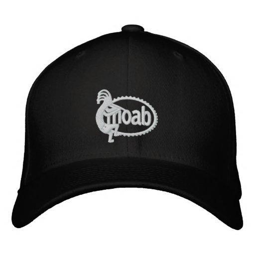 4d880da2dd12b Moab Embroidered Baseball Hat