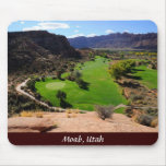 Moab Golf Course - Utah Mouse Pads