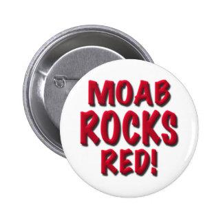 Moab oscila el rojo, regalos pins