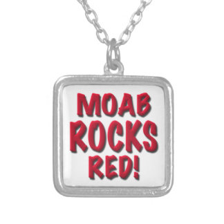 Moab Rocks Red, gifts Custom Necklace