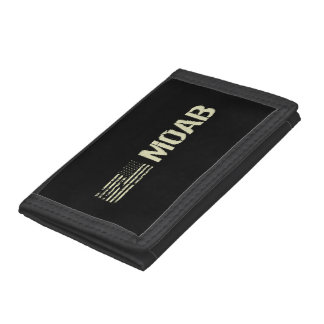 Moab Trifold Wallet