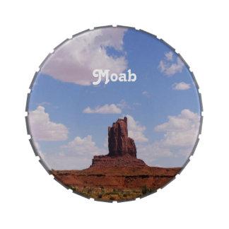 Moab, UT Jarrones De Dulces