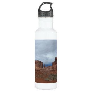 Moab Utah Bottle Design