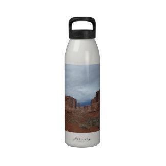 Moab Utah Bottle Design Drinking Bottles