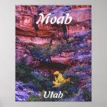 Moab, Utah Impresiones