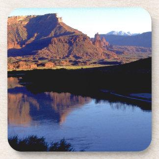 Moab Utah Posavasos De Bebida