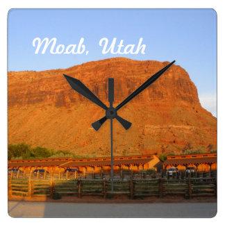 Moab, Utah Reloj